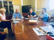 Αχαΐα: Η Σία Αναγνωστοπούλου βρέθηκε στα εγκαίνια για την έναρξη της λειτουργίας του Γραφείου Τουριστικής Πληροφόρησης (pics)