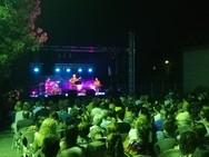 Μια μοναδική συναυλία στην Ακράτα από το Χρήστο Θηβαίο (φωτο)