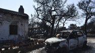 Στους 93 οι νεκροί από τη φωτιά στο Μάτι - Κατέληξε 78χρονη
