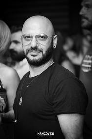 Νίκος Απέργης στο Hangover Club 08-08-18 Part 1/2