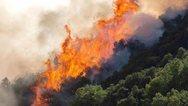 Πολύ υψηλός κίνδυνος πυρκαγιάς και για σήμερα στην Αχαΐα