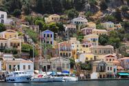"""Σύμη: Ιταλοί και Τούρκοι μεγιστάνες, ο """"Ezel"""" και τα yachts"""