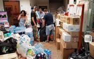 Πάτρα: Σημαντική βοήθεια από την τοπική Εκκλησία στους πληγέντες