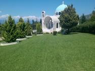 Πάτρα: Το υπέροχο μικρό πάρκο στο εκκλησάκι «Παναγία η Βοήθεια» (pics)