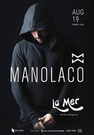 Manolaco at La Mer Beach Bar