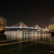 Ανάμεσα στα φέρυ...  η Γέφυρα του Ρίου (φωτο)
