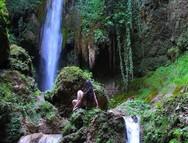 Οι καταρράκτες της Νεμούτας - Ένα παραμυθένιο τοπίο στα βάθη του Ερυμάνθου (pics)