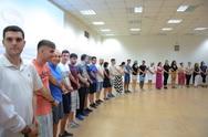 Με χορό 'έκλεισε' η επίσκεψη της αντιπροσωπείας του Δήμου Πεκίνου στην Πάτρα (φωτο)