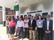 Ξεκίνησε τη λειτουργία του το γραφείο Τουριστικής Πληροφόρησης στο λιμάνι της Κυλλήνης