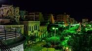 Όμορφα βράδια στην πλατεία Τριών Ναυάρχων της Πάτρας