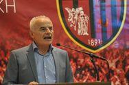 Κώστας Μπακαλάρος: 'Ζητάμε εγγυήσεις για το φετινό πρωτάθλημα'