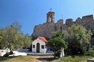 Πάτρα: Γιορτάζει το εκκλησάκι στο Κάστρο του Ρίου