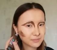 Kινέζα 'μετατρέπει' τον εαυτό της σε διάσημους πίνακες (video)