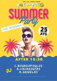 Summer Party at Poco Poco