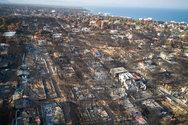 Το Μάτι από ψηλά, ένα μήνα μετά την τραγωδία (φωτο)