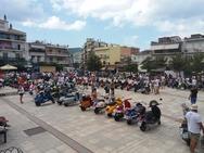 Τα περάσαν όμορφα οι 'βεσπάκηδες' της Αχαΐας στην 32η πανελλήνια συγκέντρωση (pics)