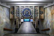 Η ομορφιά του παλαιότερου συστήματος μετρό στην Κεντρική Ασία (φωτο)