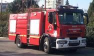 Πάτρα: Φωτιά εκδηλώθηκε στον καταυλισμό Ρομά του Ριγανόκαμπου