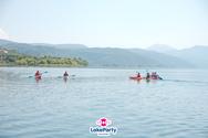 Lake Party Τριχωνίδα: Ελένη Φουρέιρα 24-08-18 Part 1/5