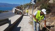 Αχαΐα: Σημαντικά έργα συντήρησης βελτιώνουν το οδικό δίκτυο