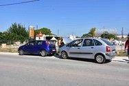 Καραμπόλα τεσσάρων αυτοκινήτων στο Ναύπλιο