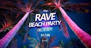 Beach Rave Party at Bolivar Beach Bar