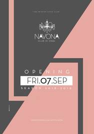 Opening at Navona club di Oggi