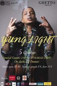 Yung Light live at Ghetto