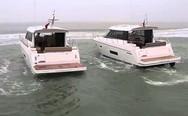 Η διαφορά που κάνει ένας γυροσκοπικός σταθεροποιητής σε σκάφος (video)