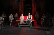 Πάτρα: Το Ρωμαϊκό Ωδείο 'πλημμύρισε' από κόσμο για την παράσταση 'Αγαμέμνων' (pics)