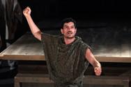 """Πάτρα: Το Ρωμαϊκό Ωδείο """"πλημμύρισε"""" από κόσμο για την παράσταση """"Αγαμέμνων"""" (pics)"""