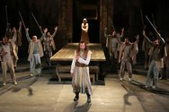 H παράσταση 'Αγαμέμνων' κατέπληξε το κοινό της Πάτρας!