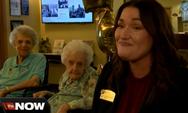 Γυναίκες γιόρτασαν χωρίς προβλήματα υγείας τα 100 τους χρόνια (video)