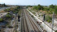 Αχαΐα: Προχωρούν τα έργα στην σιδηροδρομική γραμμή Κιάτο - Ροδοδάφνη Αιγίου (video)