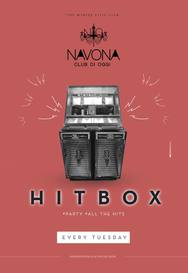 HitBox at Navona club di Oggi