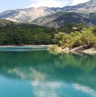 Λίμνη Τσιβλού - Ο μικρός 'παράδεισος' της Αχαΐας που 'γεννήθηκε' από μια καταστροφή (pics)