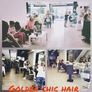 Ένα από τα καλύτερα κομμωτήρια της χώρας η Πατρινή επιχείρηση 'Golden Chic Hair'!