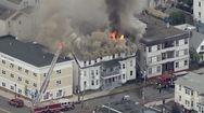 Ένας νεκρός και 12 τραυματίες στη Βοστώνη από εκρήξεις σε αγωγούς φυσικού αερίου