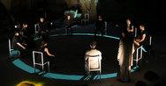 Ο 'Οιδίπους' του ΔΗΠΕΘΕ Πάτρας μας 'αποχαιρετά' - Τι λέει ο 'αρχιτέκτονας' της παράστασης