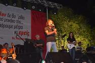 Απόψε η μεγάλη στιγμή του φεστιβάλ της ΚΝΕ στην Πάτρα με τον Βασίλη Παπακωνσταντίνου