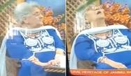 Ακαδημαϊκός από την Ινδία άφησε την τελευταία της πνοή σε τηλεοπτική εκπομπή (video)