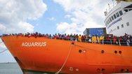 Γαλλία: Το πλοίο Aquarius κατευθύνεται και πάλι προς την κεντρική Μεσόγειο