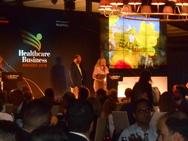 Χρυσό βραβείο για την ΕΕΑΣΚΠ στα Healthcare Business Awards 2018 (pics+video)
