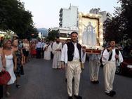 Πάτρα: Ο Πανηπειρωτικός Σύλλογος έδωσε το παρών στην εορτή της Αγίας Σοφίας