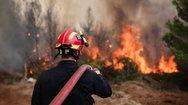 Υψηλός κίνδυνος πυρκαγιάς σήμερα στην περιοχή της Αιγιαλείας