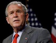 Ο Τζορτζ Μπους παρενέβη στο Σκοπιανό