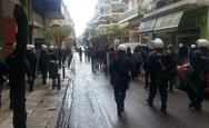 Αγρίνιο: Στον Ανακριτή οδηγήθηκαν οι επτά συλληφθέντες για τα επεισόδια