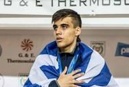 Στην Ολυμπιάδα Νέων ο Πατρινός πρωταθλητής Αργύρης Σοφοτάσιος
