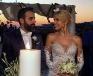 Παντρεύτηκε η Μαντώ Γαστεράτου (φωτο)