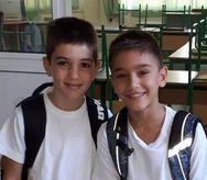 Από την Ελλάδα τα δύο 11χρονα αγόρια που απήχθησαν στη Λάρνακα (video)